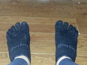 Injinji socks